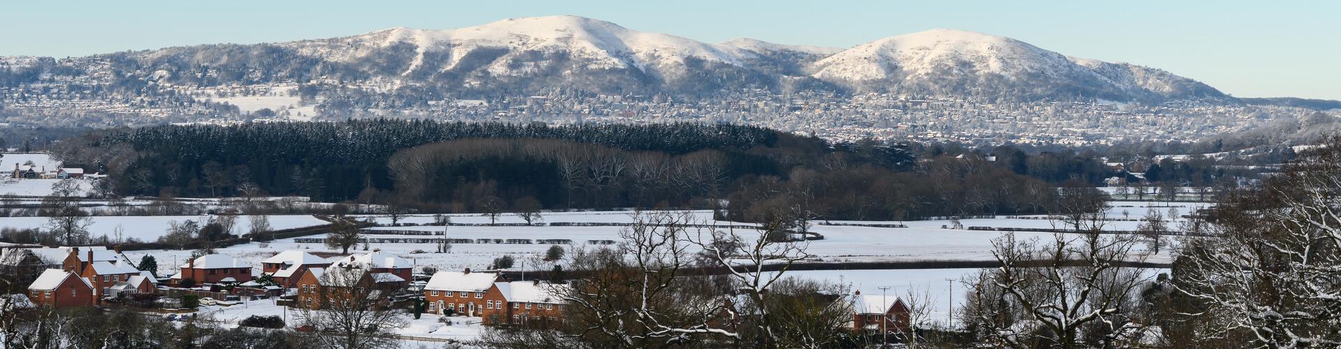 Winter Malvan Hills